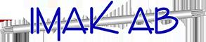 logga IMAK AB